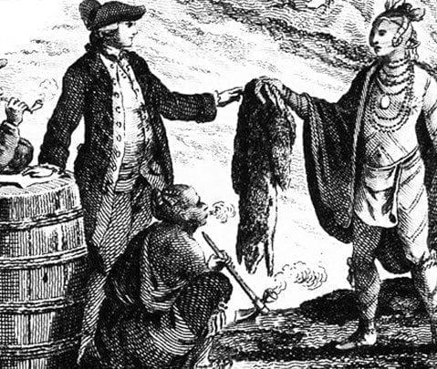 Chronologie du commerce de la fourrure au Canada