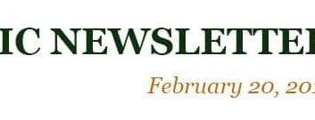 Fur Institute of Canada Newsletter: February 20, 2019