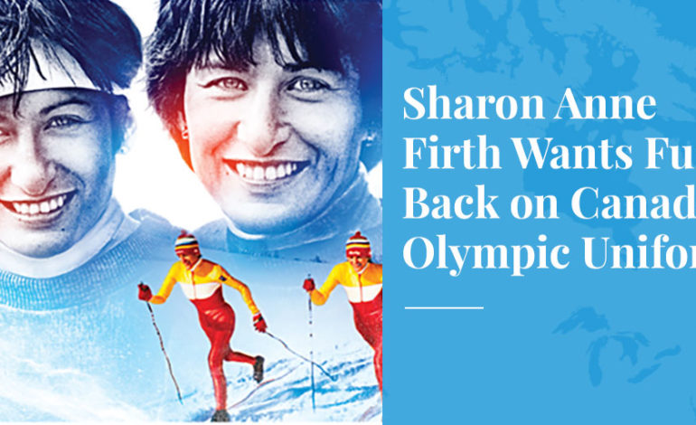 Sharon Anne Firth Wants Fur Back on Canada's Olympic Uniform - Truth About Fur blog highlight