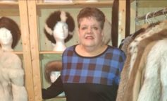 Harvey woman turns old fur coats into fashionable new accessories - CBC NB