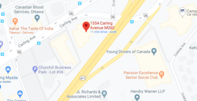 NEW FIC Mailing Address - 1554 Carling Avenue Suite M260