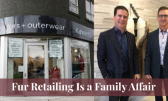 Fur Retailing Is a Family Affair - Truth About Fur Blog Highlight