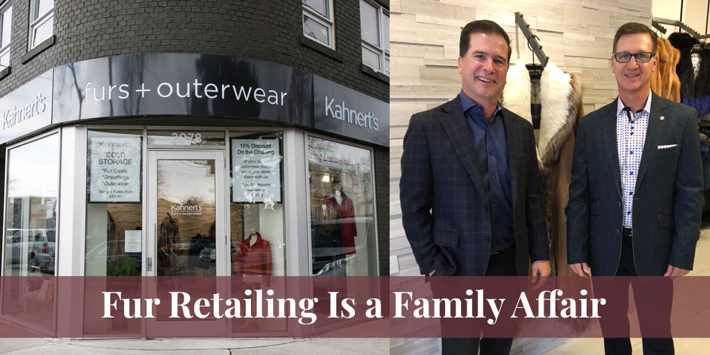 Fur Retailing Is a Family Affair – Truth About Fur Blog Highlight