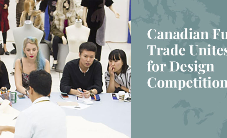 Truth About Fur Blog Highlight - Canadian Fur Trade Unites for Design Competition