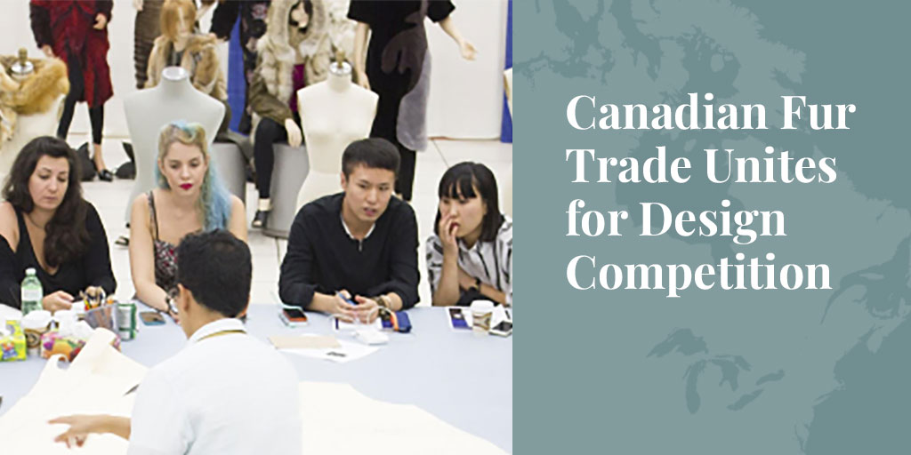 Truth About Fur Blog Highlight – Canadian Fur Trade Unites for Design Competition