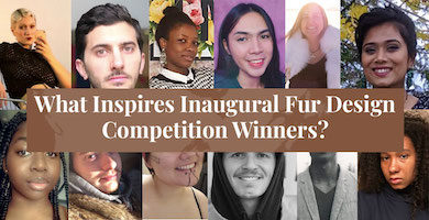 What Inspires Inaugural Fur Design Competition Winners?